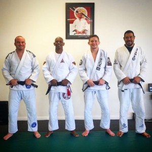 Royce Gracie Jiu Jitsu Self Defense Northridge