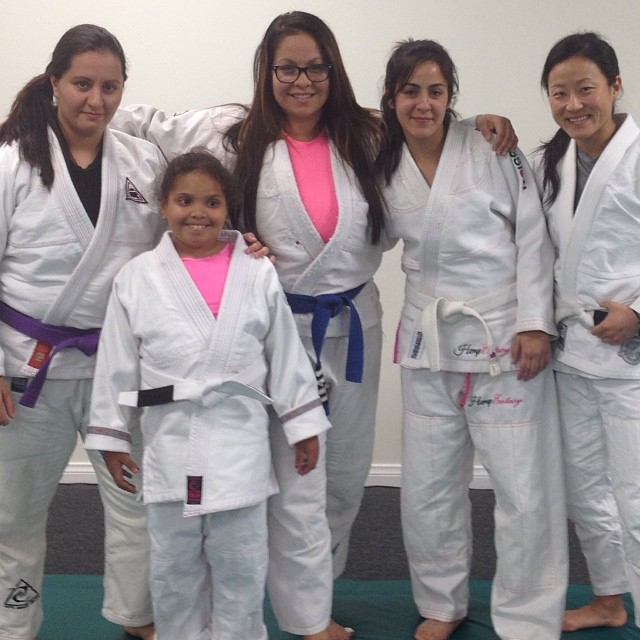 Women's Self Defense Classes in Northridge