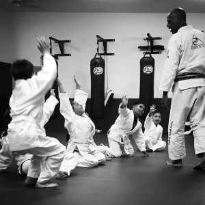 Kid's Anti-Bully Program with Gracie Jiu Jitsu in Northridge, California